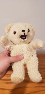 Snuggle plush bear 1985