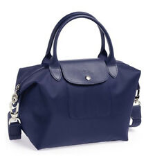 Longchamp Le Pliage Neo Small Handbag Navy Blue 100% Authentic 1512578556