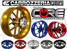 2004-2014 Yamaha YZF R1 Carrozzeria V-Track Forged Wheels Made in the USA