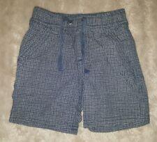 BABY BOYS Sz 0 (6-12mths) blue TARGET shorts TRENDY! COOL! ELASTIC WAIST!