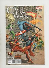 Civil War Secret War #1 - Hastings Variant - (Grade 9.2) 2015