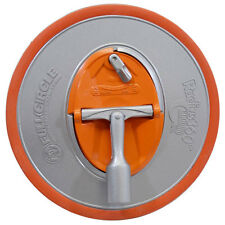 "Radius360 Full Circle Drywall Sanding Tool - 9"" Round Head w/Hook & Loop Backer"