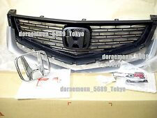 NH700M Front Grille, Euro Emblem 06-07 HONDA ACCORD CL7 CL9 EURO R ACURA TSX OEM