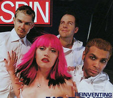 No Doubt 2000 Spin Magazine Cover Promo Poster