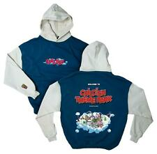 Genuine Sealed Childish Theme Park Hoodie with Free Key Ring & Sticker TGFbro