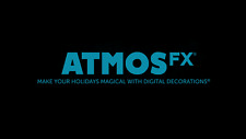 AtmosFx Projection Halloween Decoration NEW