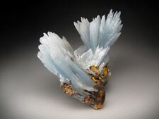 Barite Crystals on Matrix, Nador, Morocco
