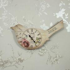 Standard-Wanduhren aus Holz mit 12-Stunden-Anzeigeformat