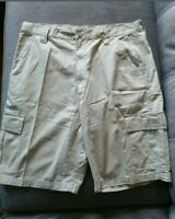 Mens WRANGLER Relaxed Fit Cargo Shorts Size 36