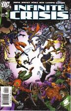 Infinite Crisis #4 George Perez Variant
