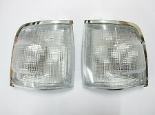 Corner light For Holden Rodeo Isuzu pickup TF Clear Altezza NEW 91-97 Pair