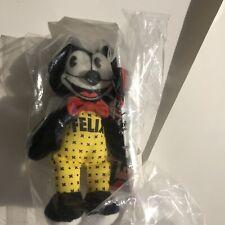 Vintage Felix The Cat Plush Toy Wendy's Fast Food Premium 1990's