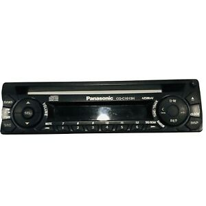 PANASONIC CQ-C1013H Car STEREO CD CD-R  Face Plate Faceplate Only Tested Works