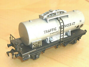 Hornby Dublo 4679 Traffic Services Wagon Excellent 2/3 Rail 00 Gauge OO Vintage