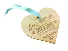 Personalised Save the Date (Pack of 50) Wedding, Birthday, Anniversary, Party