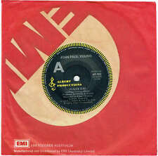 "JOHN PAUL YOUNG - HEAVEN SENT - RARE 7"" 45 VINYL RECORD - 1979"