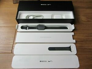 APPLE WATCH SERIES 3, 42MM, (NIKE+) SPACE GREY, GPS & CELLULAR