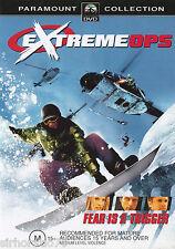 EXTREME OPS Devon Sawa DVD  R4