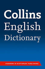 Collins English Dictionary, Collins Dictionaries , Very Good, FAST Delivery