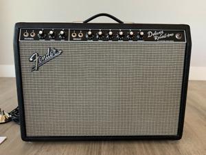 Custom Fender Deluxe Reverb Reissue Amp (2018)
