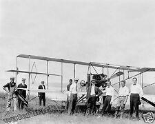 Photograph Navy's First Airplane the A-1 Triad Glenn Curtiss Year 1911  8x10