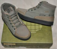 Grenade Standard Isshoe Olive Boots  Sz 8 Brand New with Original Box