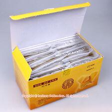 Haeng Lim Disposable Hand Pree Needles,  Acupuncture, 10,000pcs SUJI, 0.16x7mm