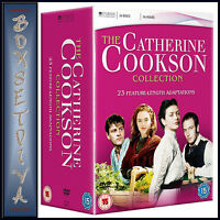 CATHERINE COOKSON COLLECTION - 24 DISCS **BRAND NEW DVD BOX SET