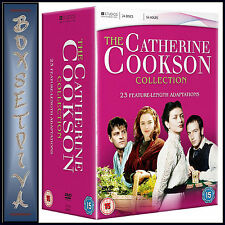 CATHERINE COOKSON COLLECTION - 24 DISCS **BRAND NEW DVD BOX SET