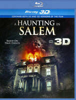 A Haunting in Salem [Blu-ray 2D & 3D] Brand New sealed ships NEXT DAY with track