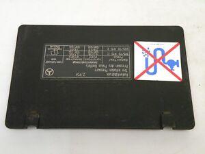 MERCEDES-BENZ SPRINTER 208 CDI 2001 LHD FUSE BOX COVER LID 9015450103