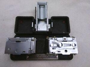 Vintage Kodak Kodascope Universal Film Splicer - For 8 mm & 16mm