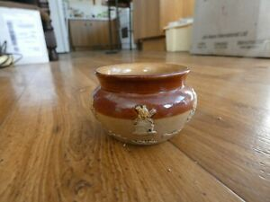 Doulton Lambeth Stoneware Pot made 1877-1880