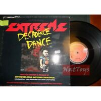 "12"" 33 Extreme DECADENCE DANCE + MONEY ALBUM VERSION MORE THAN WORDS 1991 EX/NM"