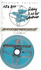 CD--POWERSOUND --FREEDOM FOREVER-