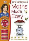 Maths Made Easy Ages 10-11 Key Stage 2 Advanced by Carol Vorderman (Paperback, 2011)