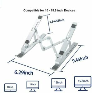Aluminum Laptop Tablet Stand Up to 16 inch