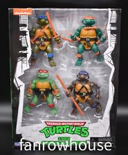 TMNT Teenage Mutant Ninja Turtles 1988 Original Series Classic Action Figure Set