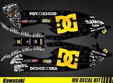 Kit Déco pour / Decal Kit for Jet Ski Kawasaki 800 Sxr - DC