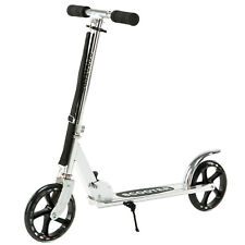 Folding Aluminum Kick Scooter Foldable Adjustable Height 36-41'' for Kids Adult