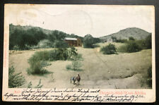 1905 Windhuk German South West Africa Postcard Cover To Frankfurt Germany