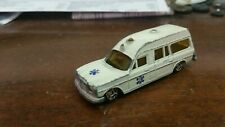 NOREV MINI JET 318977 MERCEDES AMBULANCE  VERY GOOD VINTAGE
