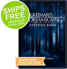 Stephen King Nightmares & Dreamscapes Collection (DVD, 2006) NEW, Sealed