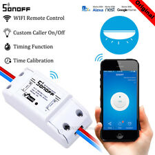 ITEAD Smart Home WiFi Wireless Switch Module Fr Apple Android APP Control Sonoff