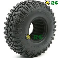 "4pcs RC 1.9"" Crawler Tires 114mm Fit 1/10 RC 4WD Axial Crawler 1.9 Beadlock Rims"