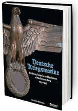 DEUTSCHE KRIEGSMARINE uniforms, insignias equipment of the German Navy 1933-1945