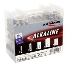 Ansmann Ensemble de 35 piles Alcalines avec Boîte *NEUF*