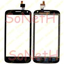 """Touch screen ZTE Blade A430 4,5"""" Vetro Vetrino Digitizer Nero"""
