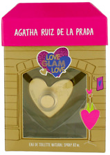 Love Glam Love By Agatha Ruiz De la Prada For Women EDT Perfume Spray 2.7oz New
