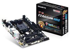 Gigabyte GA-F2A68HM-HD - mATX Motherboard for AMD Socket FM2+ CPUs